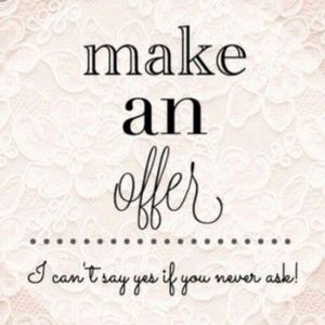 Other - Make me a reasonable offer! 😁